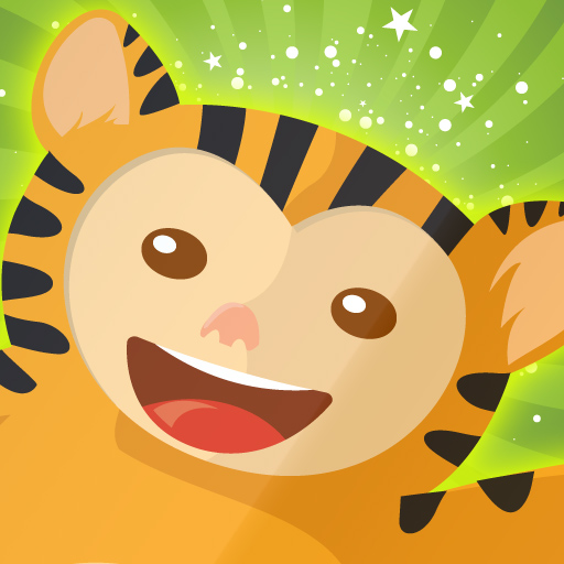 Animal Hide & Seek Adventure app con