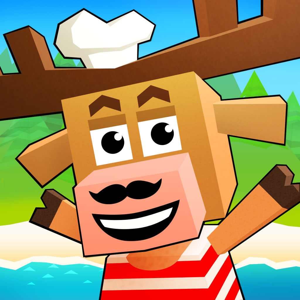 Castaway Paradise - Craft your new life!