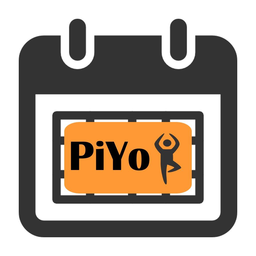 Log for PiYo Workout